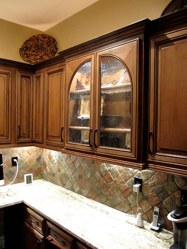 beautiful cabinet refacing