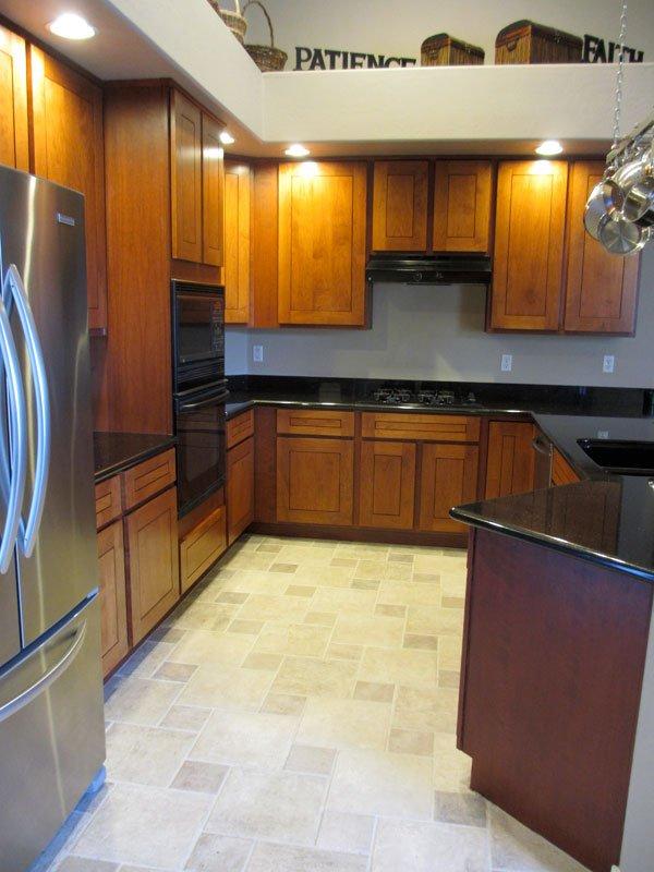kitchen remodeling after image