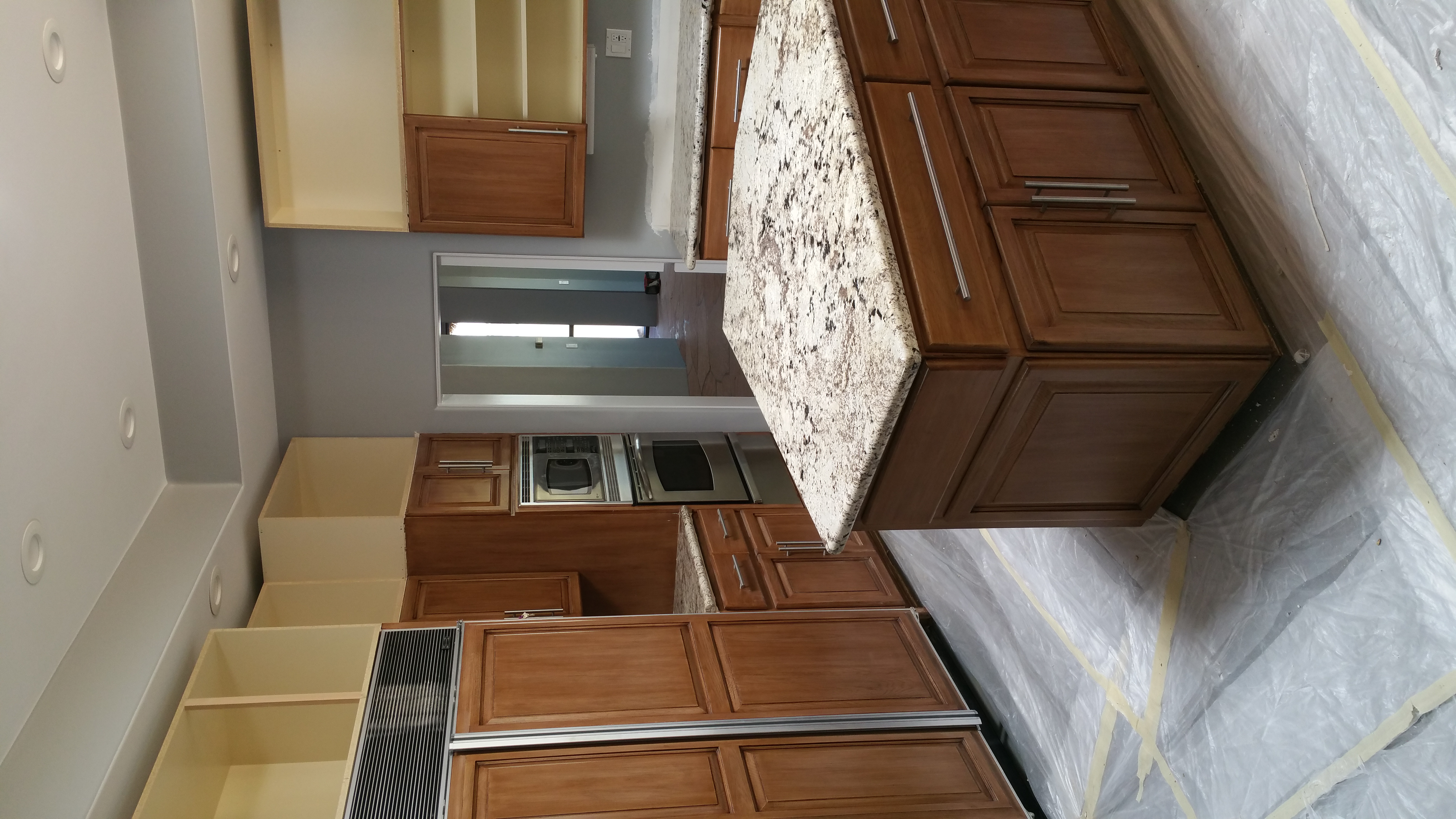 refacing vs refinishing by better than new kitchens