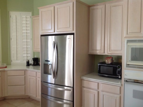 Refinish Kitchen Cabinets 3 Unique Design Ideas