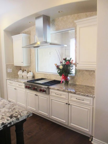 Custom Upper Cabinets North Scottsdale