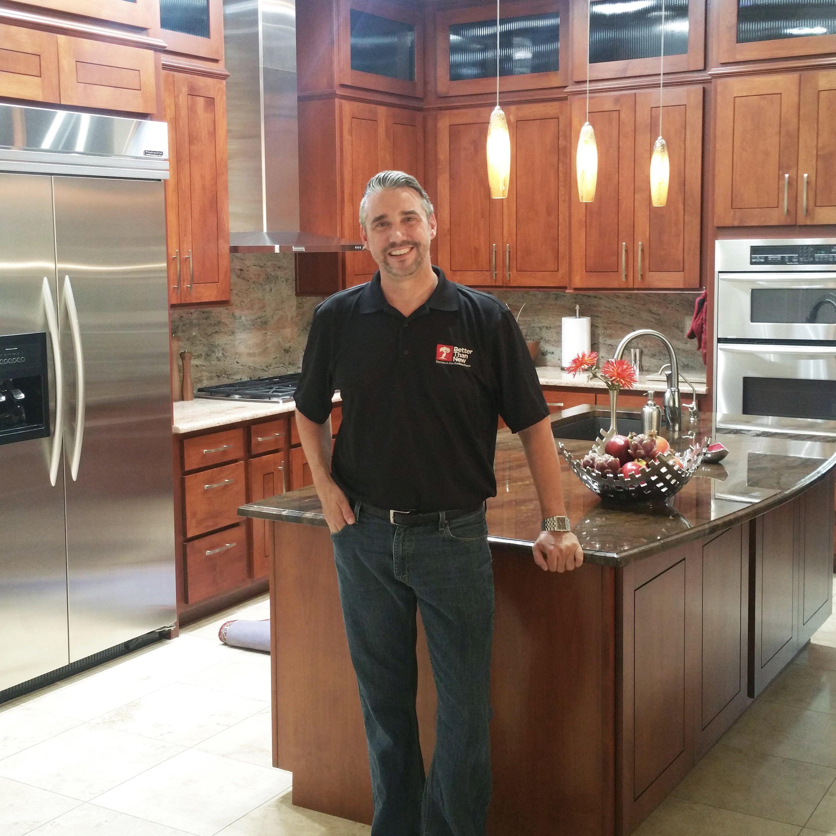 Kitchen Cabinet Refacing Phoenix Better Than New Kitchens