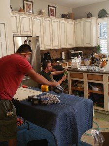 what to look for in a kitchen refacing refinishing company