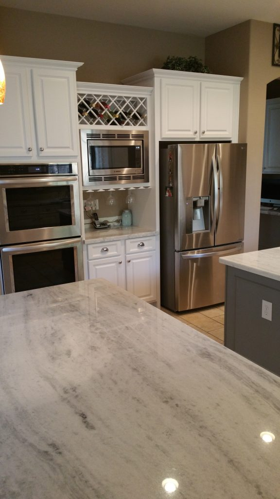 Cabinet Refacing for Luxury Kitchens