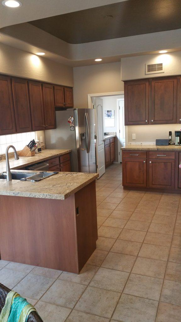 Kitchen Cabinet Refacing in AZ