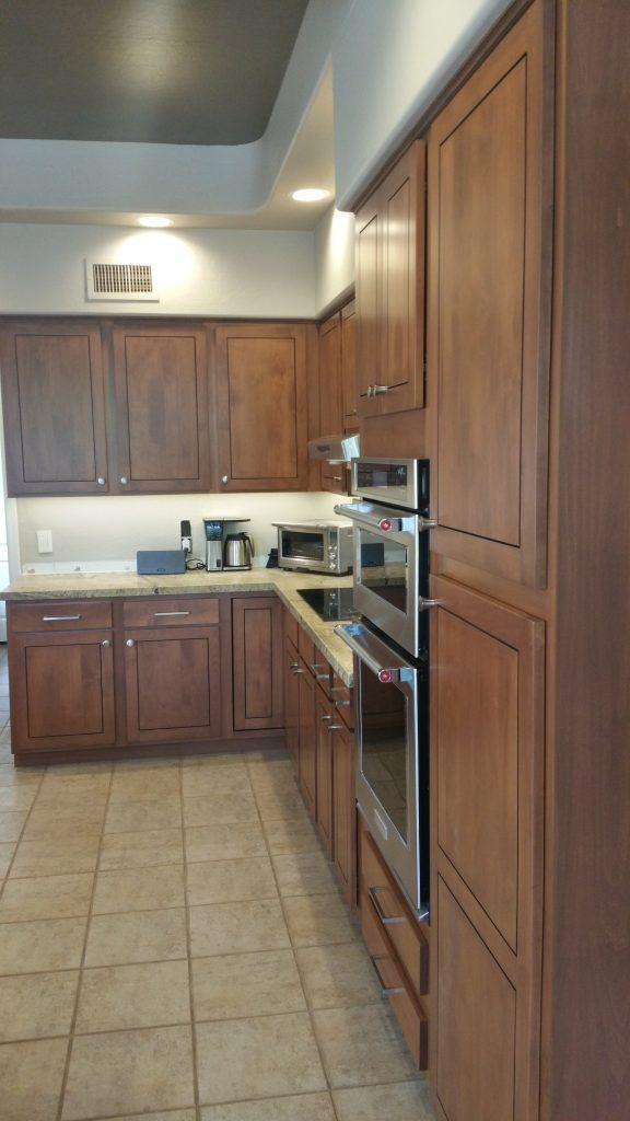 Scottsdale Kitchen Cabinet Remodeling & Refacing