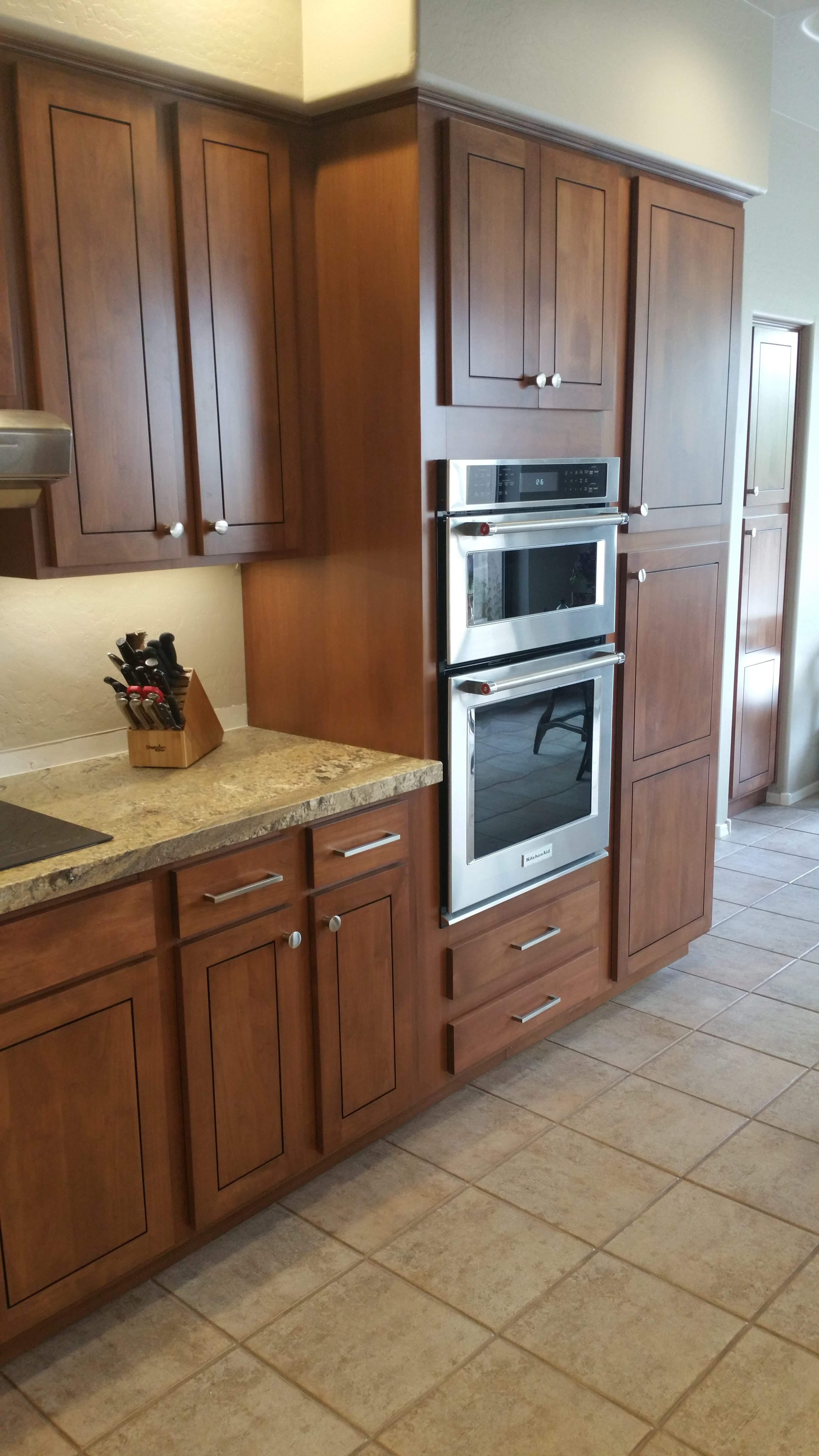 Profile Of Cabinetry Work | Better Than New Kitchens