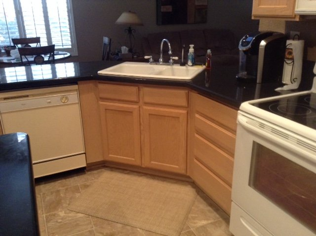 Scottsdale Kitchen Cabinet Refacing by BTNK