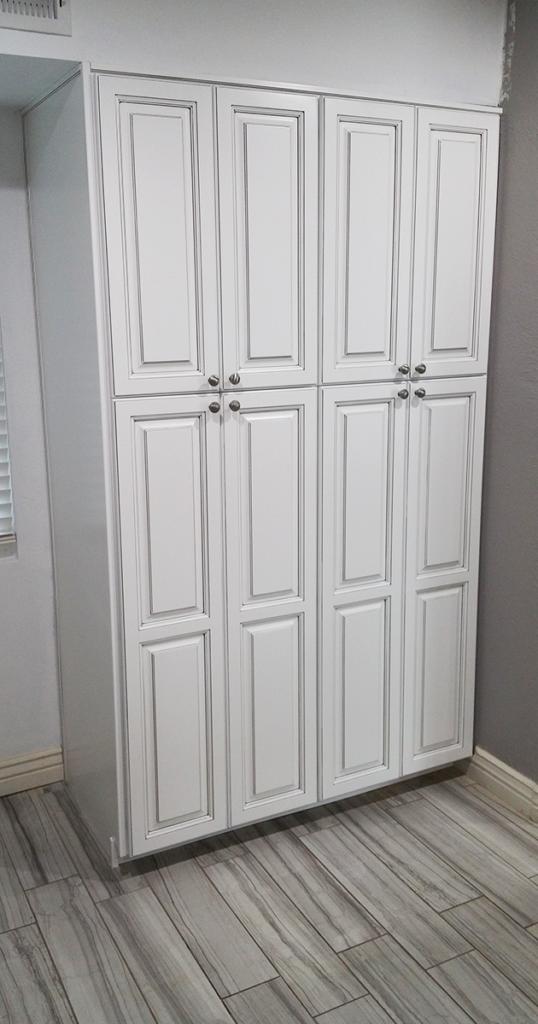 Antique White Kitchen Cabinets - Better Than New Kitchens Scottsdale