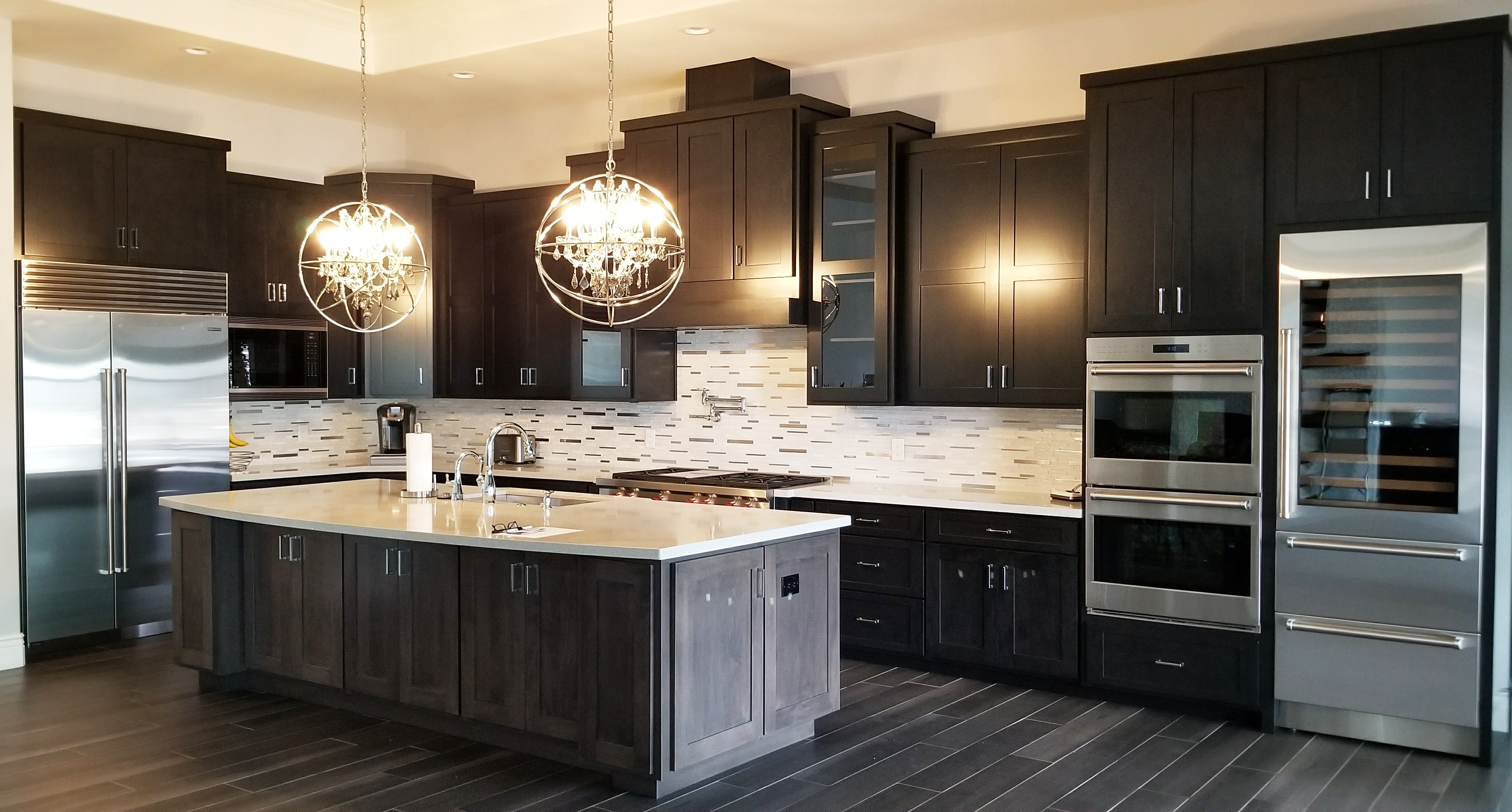 companies that reface kitchen cabinets best kitchen cabinet refacing in arizona better than new 13759