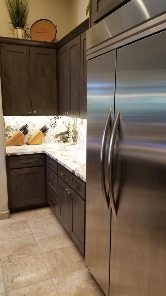 New Kitchen Cabinet 1