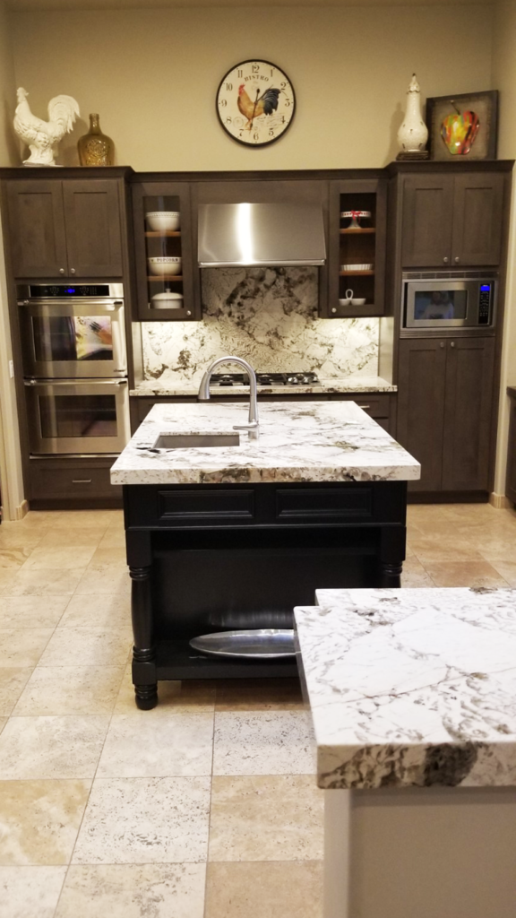 Kitchen Cabinet Refinishing 1