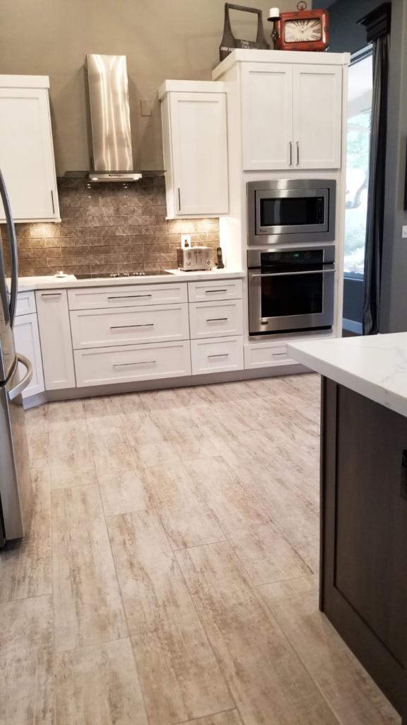 Kitchen Cabinet Makeover 1