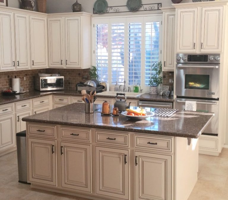 Cabinet Refacing Colors: Phoenix Cabinet Refinishing